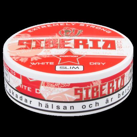 Siberia Red White Dry Slim 13g