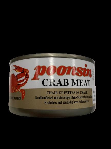 Crab Meat Grade A Fancy
