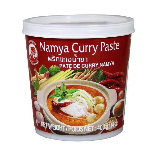 Namya Curry Paste Cock Brand 400g