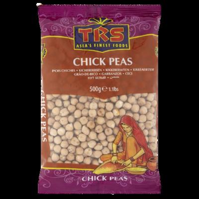 Kichererbsen / Chick Peas TRS 500g