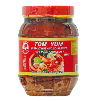 Tom Yum Cock Brand 900g