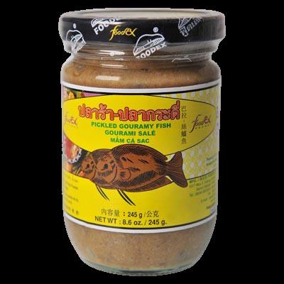 Pickled Gouramy Fish 245g