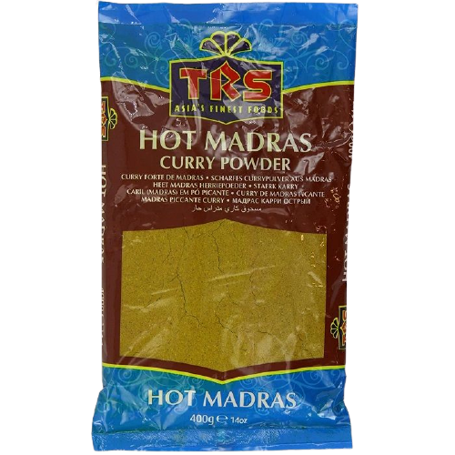 Hot Curry Madras TRS 100g