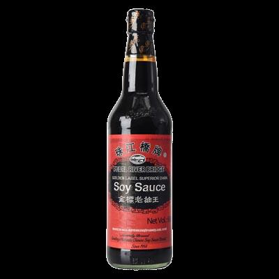 Soy Sauce Black 600ml