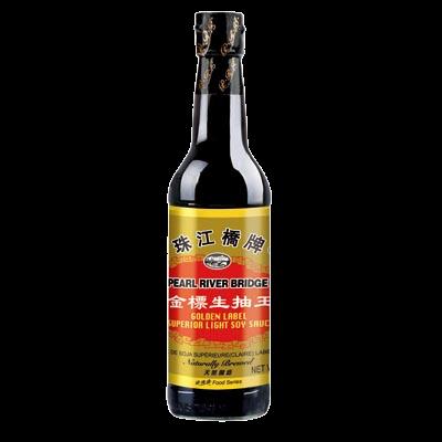 Soy Sauce Light 600ml