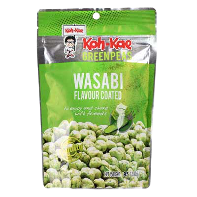 Wasabi Green Peas 85g