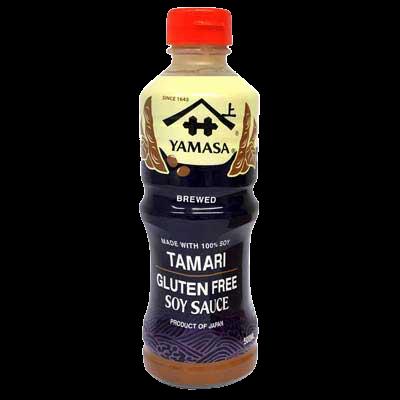 Tamari Japanische Soja Sauce 500ml Gluten Free