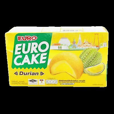 Puff Cake with Durian Cream 120g