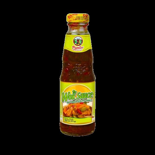 Wok Sauce Hot Basil Stir Fri 200ml