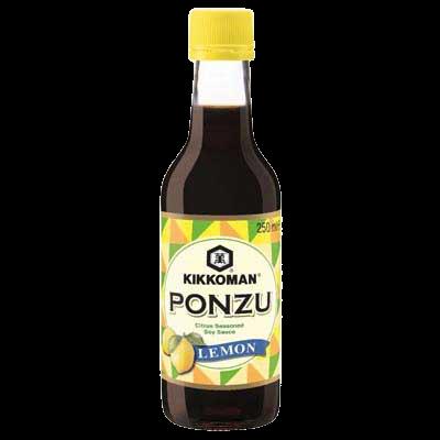 Ponzu Kikkoman 250ml
