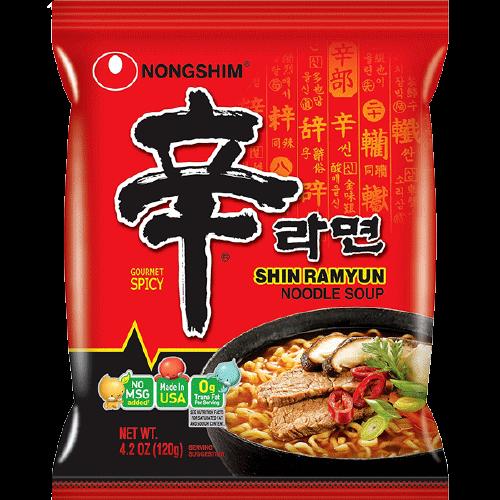 Nongshim Ramyun Noodle Soup 120g
