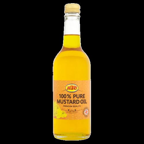 100% Pure Mustard Oil KTC 500ml