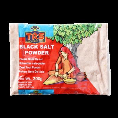 Black Salt Powder 200g
