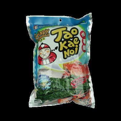 Crispy Seaweed Seafood Taste 32g