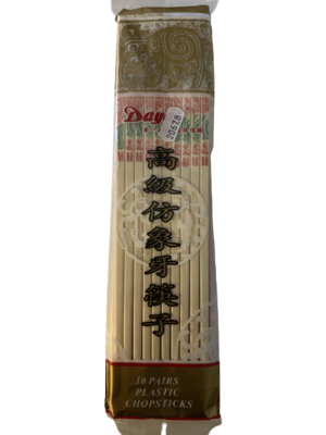 Plastic Chopsticks 10 Pairs