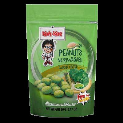 Erdnüsse Wasabi Nori 90g
