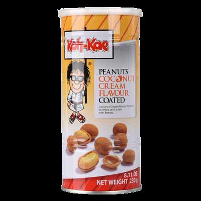 Erdnüsse mit Kokoscreme 230g