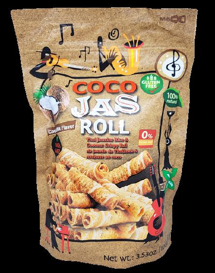 Coco Jas Roll Coconut Milk Flavor 100g
