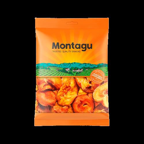 Montagu Peach Yellow Cling Peeled Halves 250g