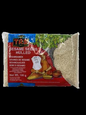 Sesam Seeds White TRS 100g