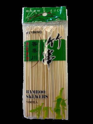 Bambus Spiesse 15cm