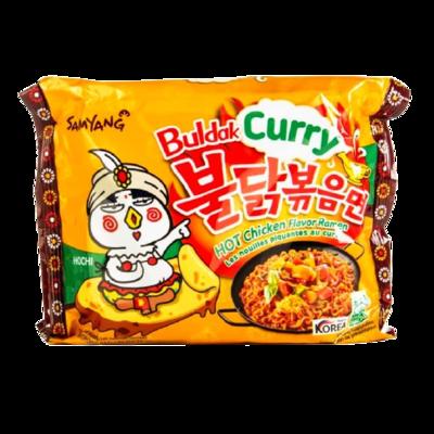 Hot Chicken Flavor Ramen Curry 140g