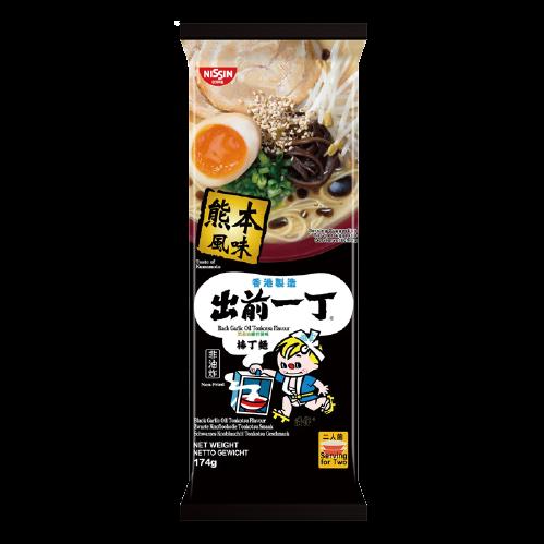 Black Garlic Oil Tonkotsu Flavour 174g