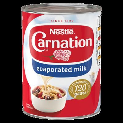 Carnation Evaporated Milk Nestlé 410g