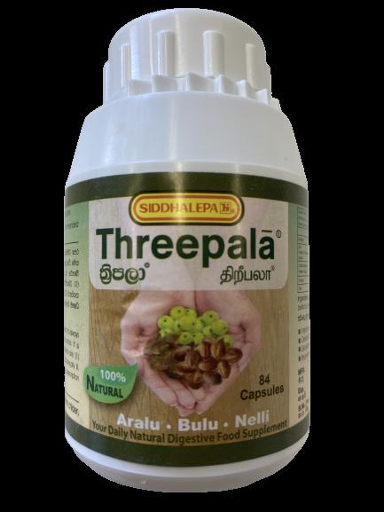 Threepala 84 Capsules