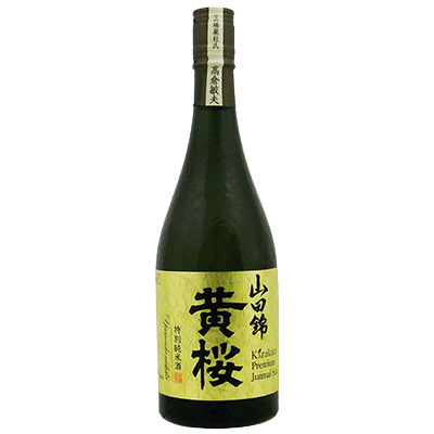 Kizakura Premium Sake 14,5% 720ml