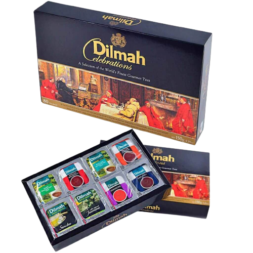 Dilmah Celebrations 80 Tea Bags