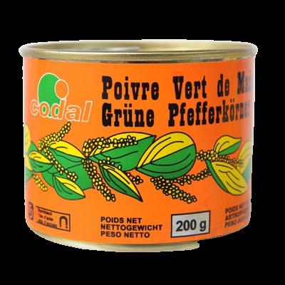 Grüne Pfefferkörner 100g