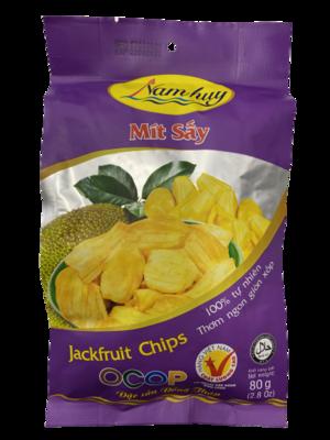 Jackfruit Chips 80g