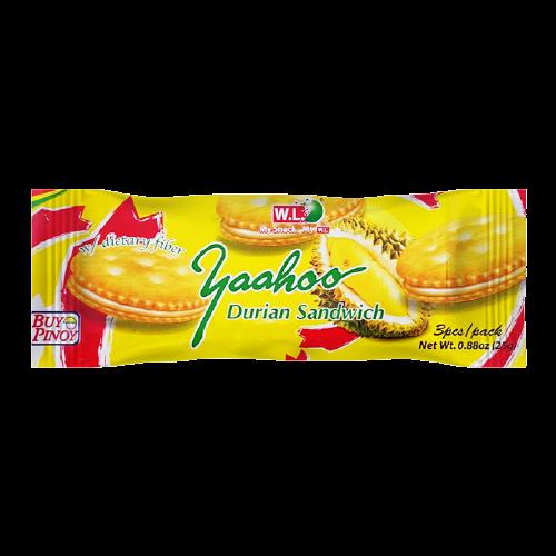 Yaahoo Durian Sandwich 25g