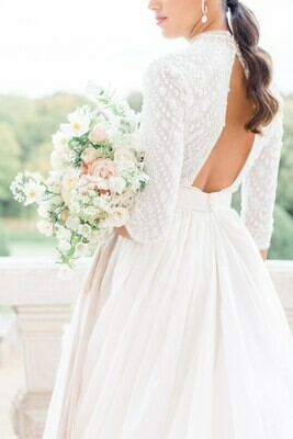 25cm Wedding Bouquet