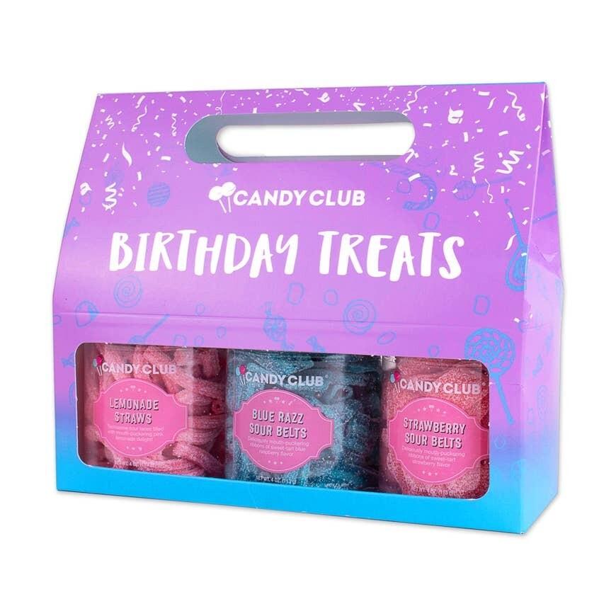 Birthday Treats Gift Set