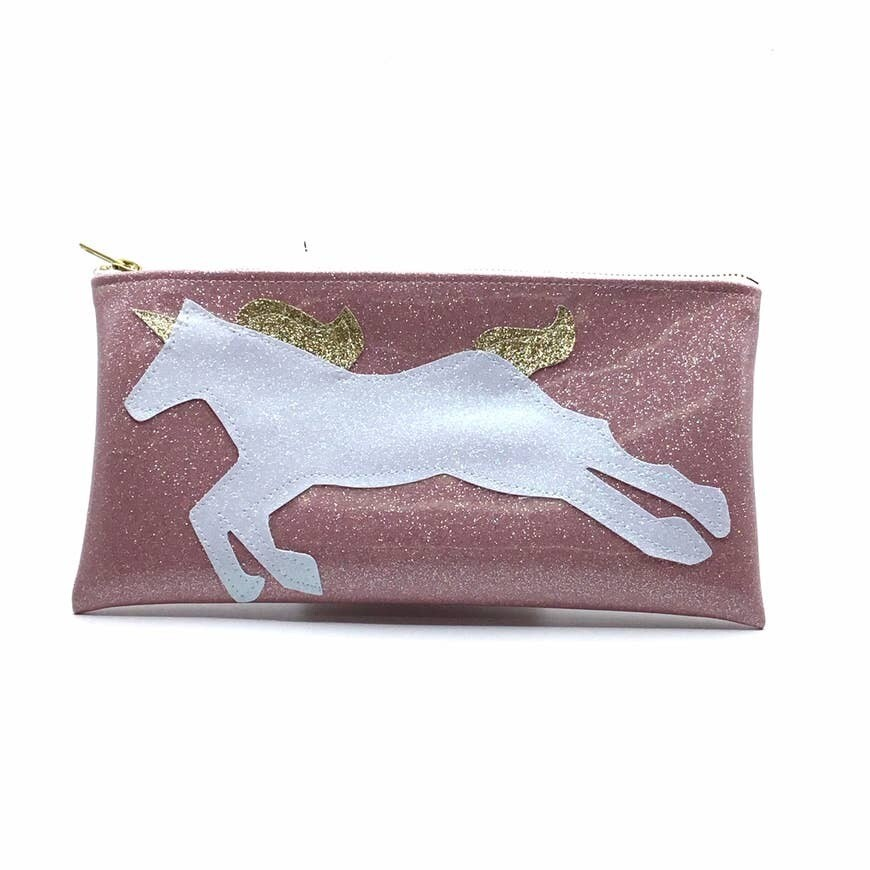Unicorn Clutch Purse