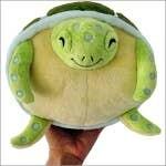 Mini Squishable Turtle