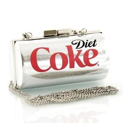 Diet Coke Purse
