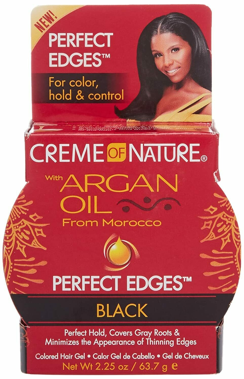 Creme of Nature Perfect Edges Black