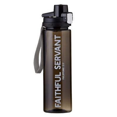 Faithful Servant Water Bottle