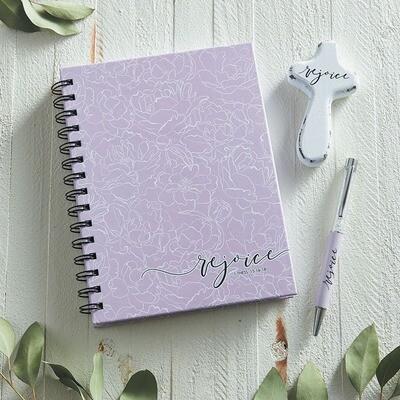 Rejoice Notebook