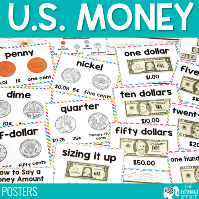 Money Posters | U.S. Currency