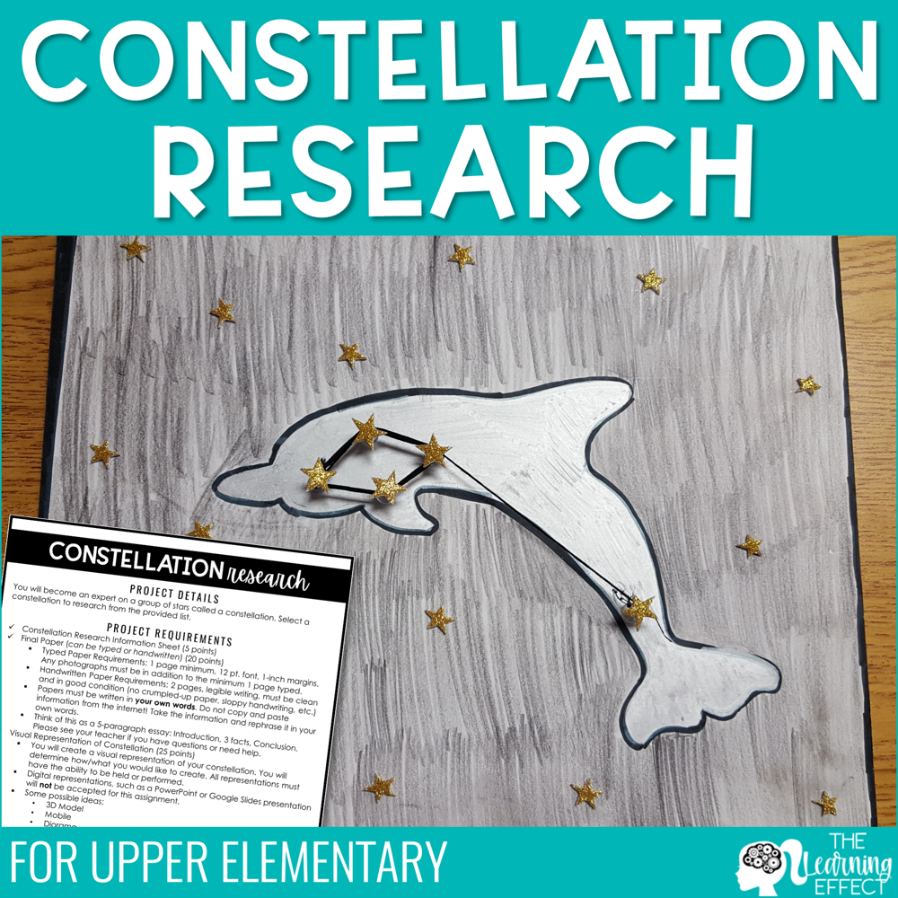 Constellation Research and Project
