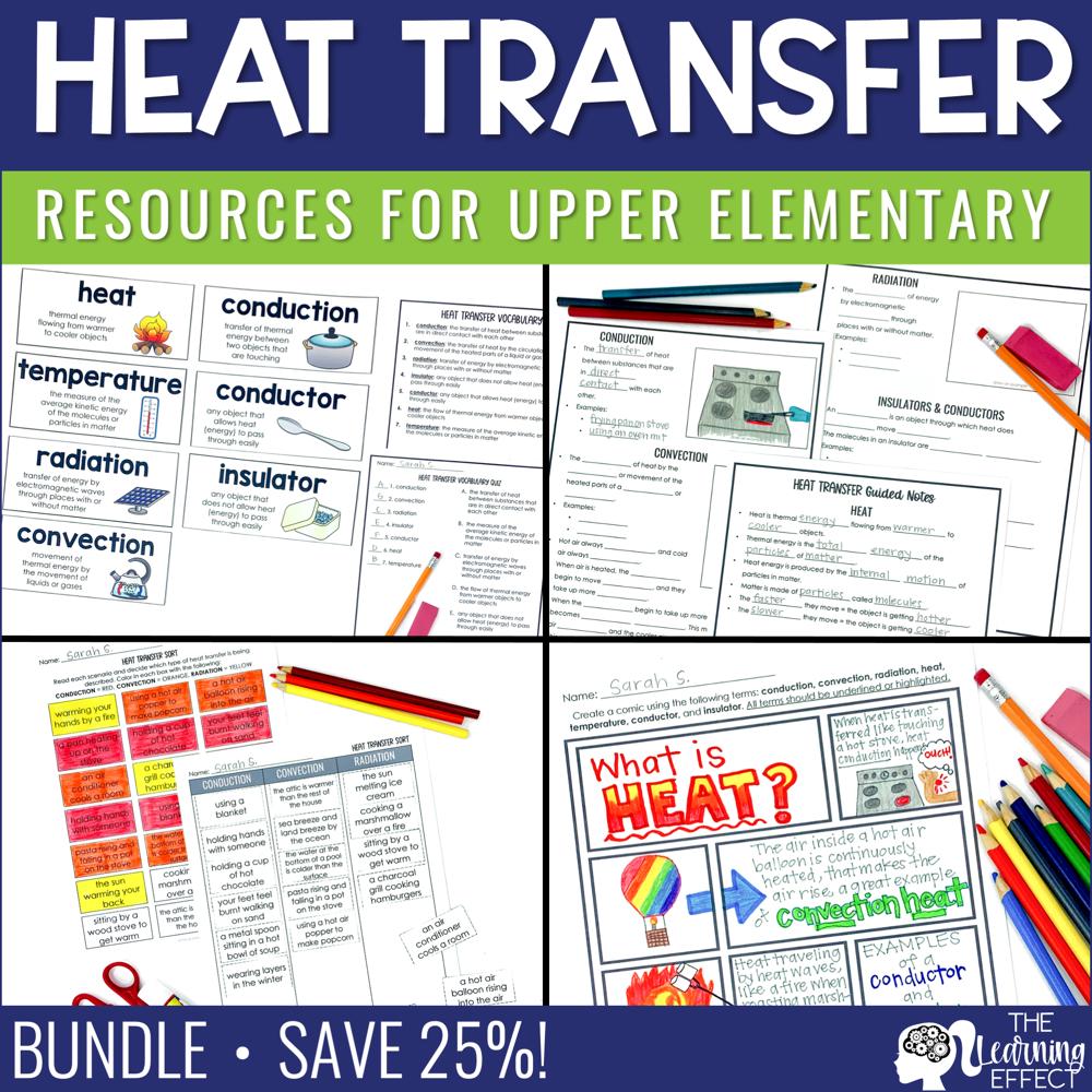 Heat Transfer Science BUNDLE