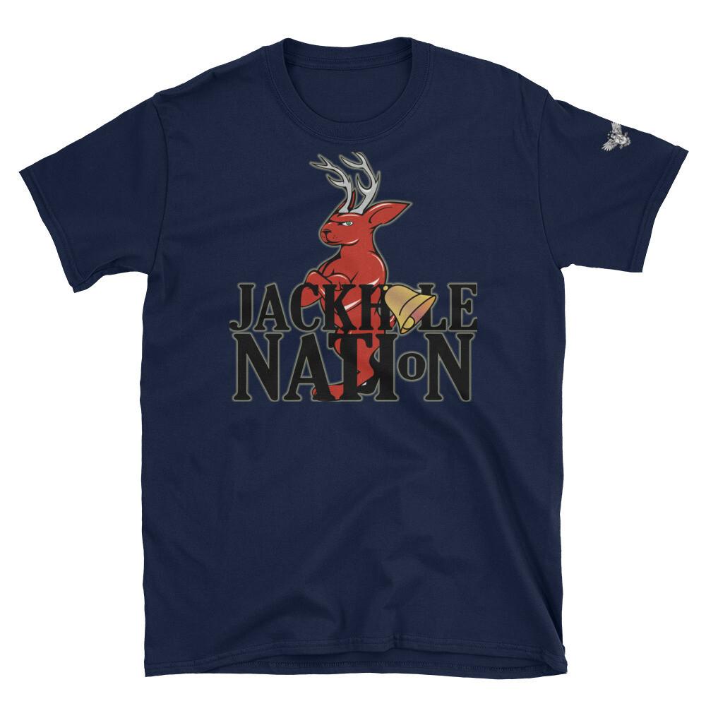 Jackhole Nation T-Shirt