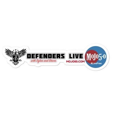 Defender Live / Mojo50 Decals