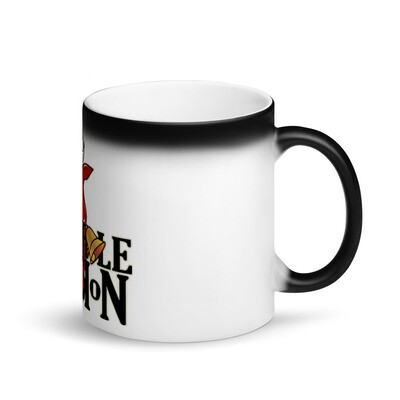 Jackhole Nation Magic Mug