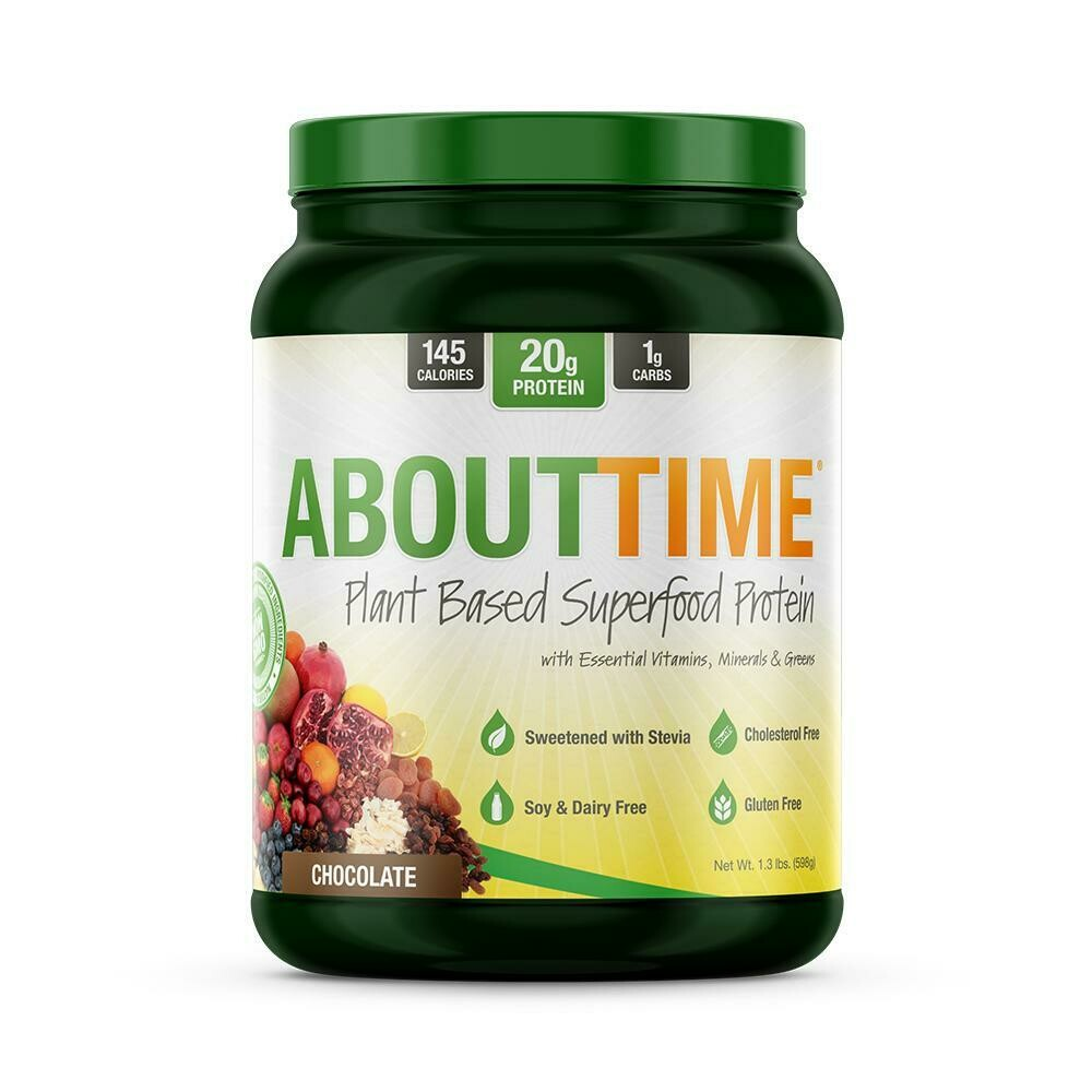AboutTime Plant Based Superfood Protein