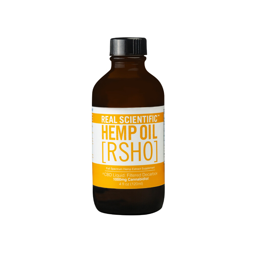 Hemp Oil RHSO Gold Label - 1000mg